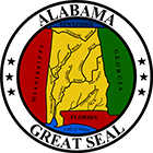 Alabama State Broker Real Estate Exam State Seal