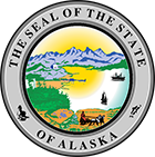 Alaska State Broker Real Estate Exam State Seal