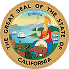 California Real Estate Exam State Seal
