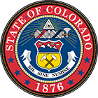 Colorado Real Estate Exam State Seal