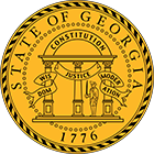 Georgia Broker Real Estate Exam Prep State Seal
