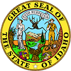 Idaho Real Estate Exam Prep State Seal