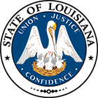 Louisiana Real Estate Salesperson Exam Prep State Seal