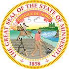 Minnesota State Broker Real Estate Exam State Seal
