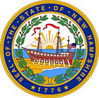 New Hampshire Broker Real Estate Exam State Seal