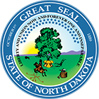 North Dakota Real Estate Exam Prep State Seal