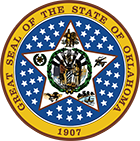 Oklahoma State Broker Real Estate Exam State Seal