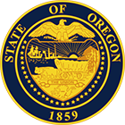 Oregon Real Estate Exam Prep State Seal