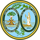 South Carolina State Real Estate Exam State Seal