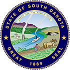South Dakota Real Estate Exam Prep State Seal