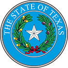 Texas State Broker Real Estate Exam State Seal