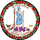 Virginia Real Estate Exam Prep State Seal