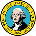 Washington State Broker Real Estate Exam State Seal