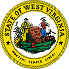 West Virginia State Broker Real Estate Exam State Seal