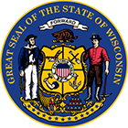 Wisconsin Real Estate Exam Prep State Seal
