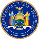 New York Real Estate Exam Prep State Seal